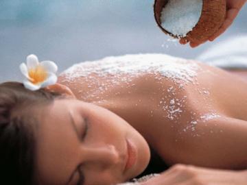 massage gourmand hibiscus